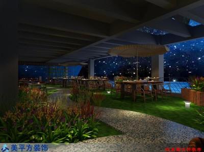梧州中华茶楼装修设计案例