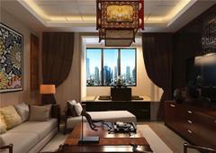 中式风格-宝龙城