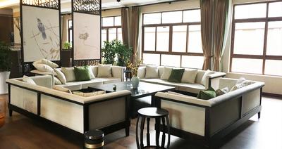 徐州茶楼装修设计案例