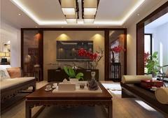 中式风格-泰达御海