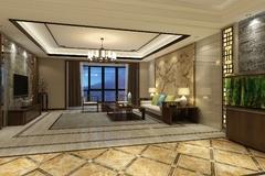 颐和庄园中式风格装修案例