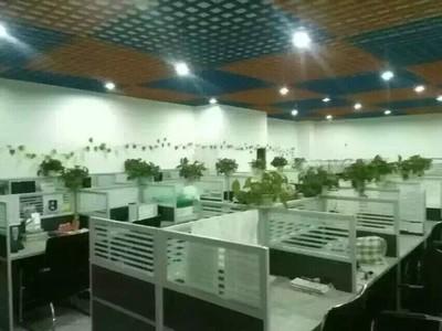 邳州写字楼装修设计案例