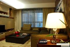 中式风格-89㎡后现代中式家