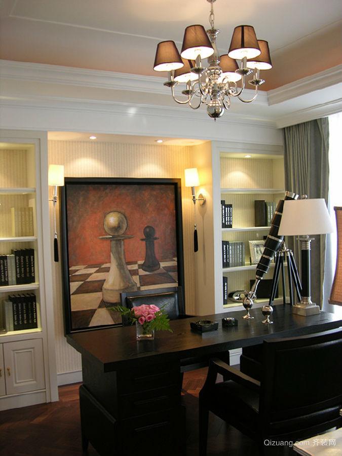 家装古典风格装修效果图实景图
