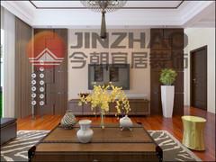 中式风格-南湖春城