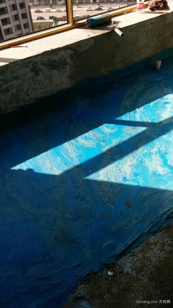 蓝湖国际欧式风格装修效果图实景图