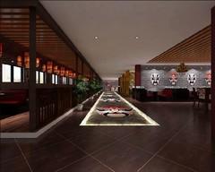 京剧脸谱主题餐厅