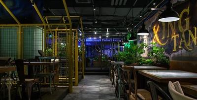 淮北餐厅装修设计案例
