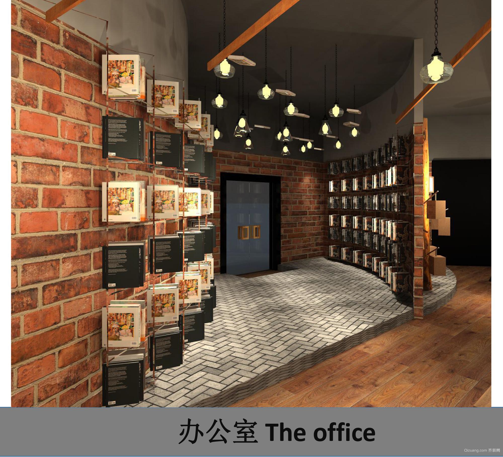 凡学河南办公室其他装修效果图实景图