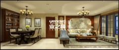 美式风格-中南锦苑