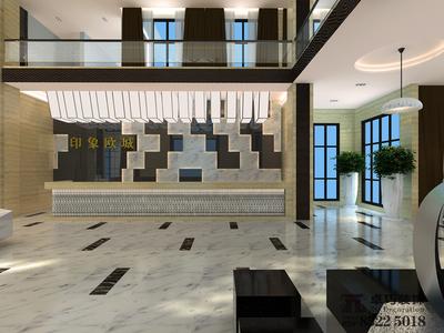 成都乐山售楼部装修设计案例