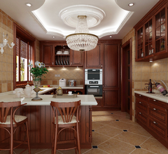 厨房橱柜案例参考
