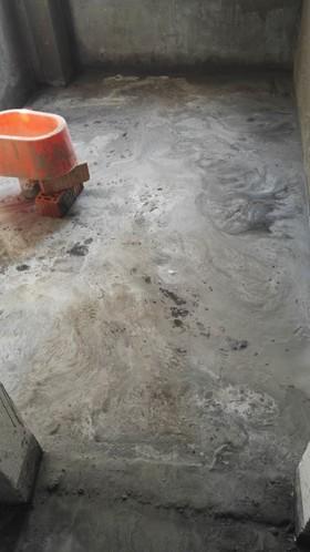 泥工现场细节