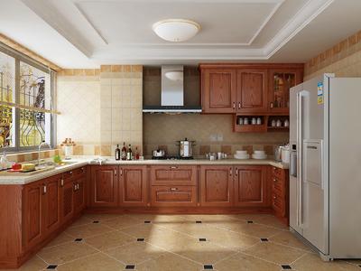 宁海厨房橱柜案例参考装修设计案例