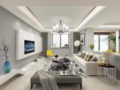 现代简约-新都公寓