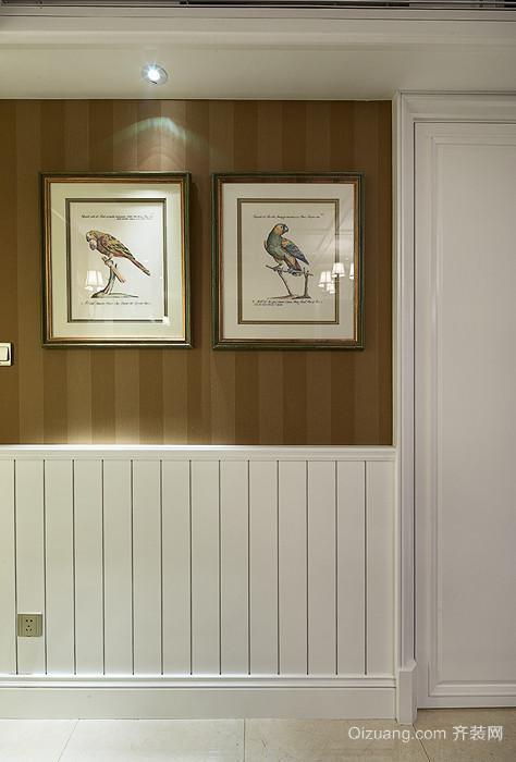 碧桂园金海湾样板房现代简约装修效果图实景图