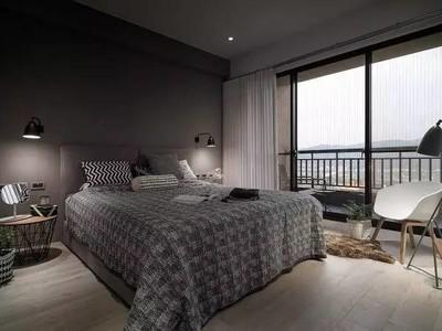 张家口北欧风格装修公寓装修设计案例
