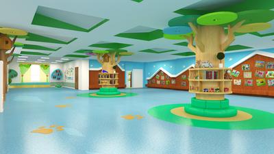 天津幼儿园装修设计案例