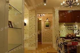 欧式田园风格,室内装饰装修设计