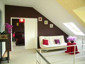 小阁楼装修,室内装饰装修设计