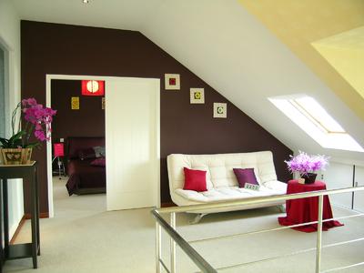 烟台小阁楼装修,室内装饰装修设计装修设计案例