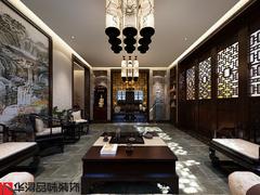 中式风格-黃埔古港