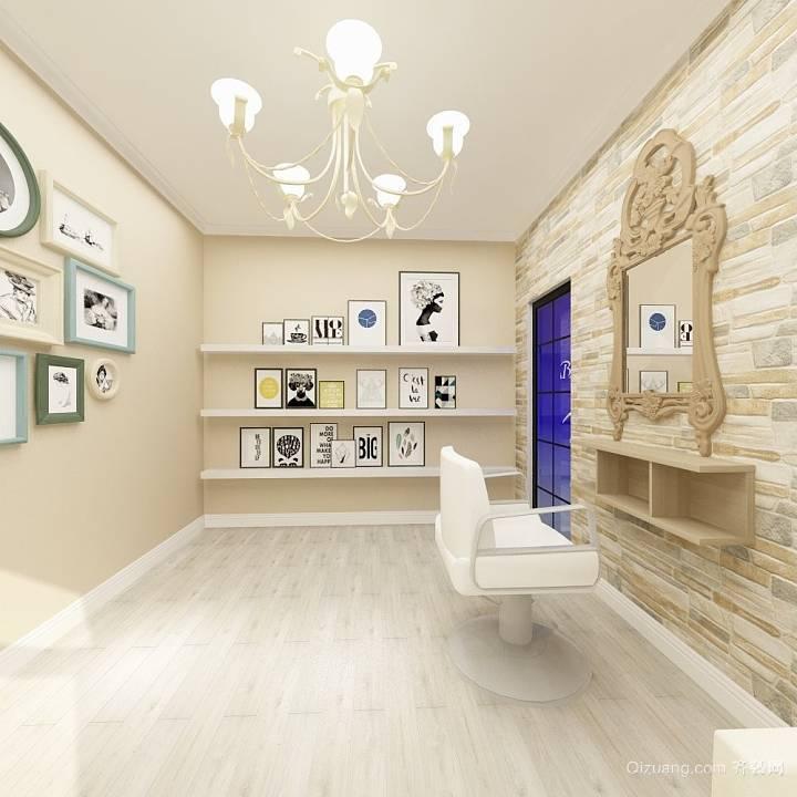 星汇峰国际商业街现代简约装修效果图实景图