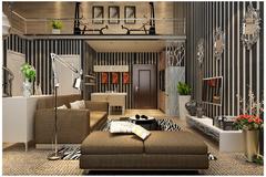 现代简约-酒店公寓