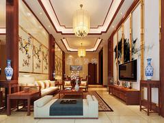 中式风格-香江国际