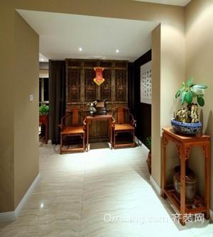 苏尚家园现代简约装修效果图实景图