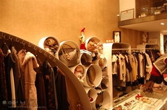 现代简约-大南门女装店