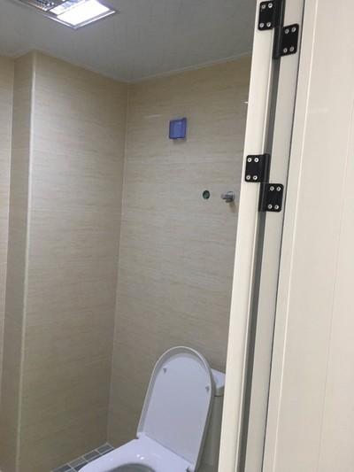 淮南成品安装--卫生间装修设计案例
