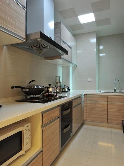 六合朗诗  厨房装修设计案例