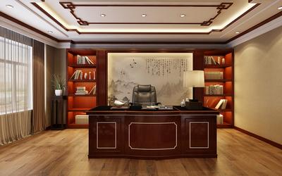 郑州办公室装修装修设计案例