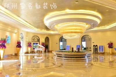 邳州售楼中心装修设计案例