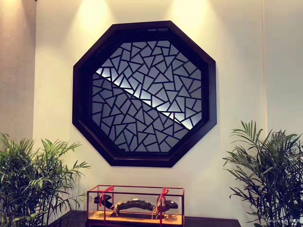 琴房中式风格装修效果图实景图