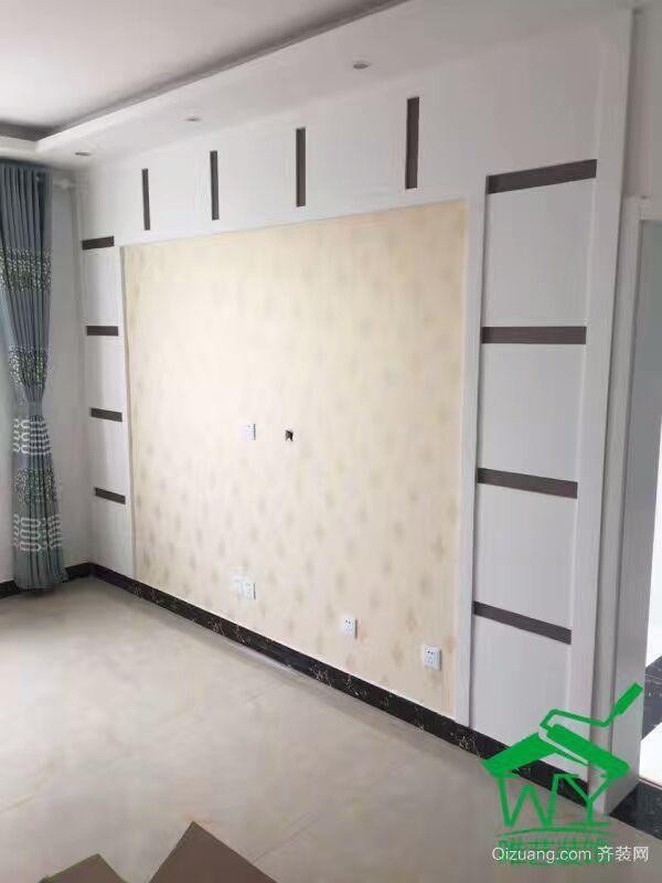 泰山华侨城现代简约装修效果图实景图