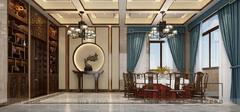中式风格-汕头别墅自建房
