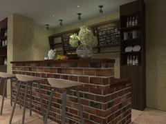 三亚湾咖啡厅