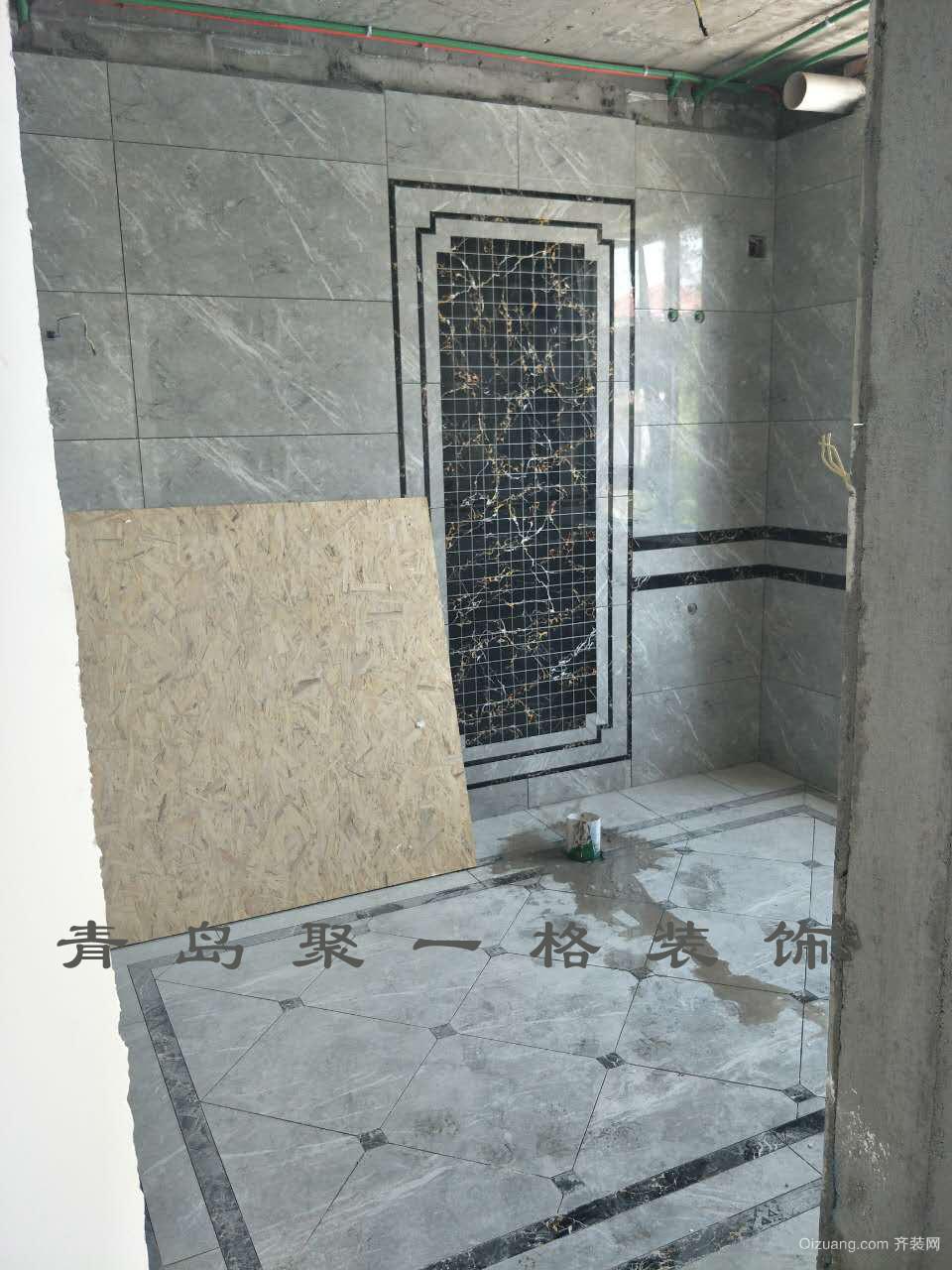 莱西别墅欧式风格装修效果图实景图
