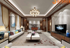 中式风格-自建别墅2