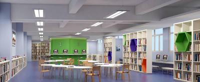 义乌图书馆装修设计案例