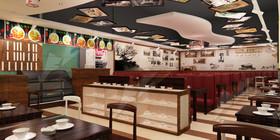 宝龙城市广场上海面馆