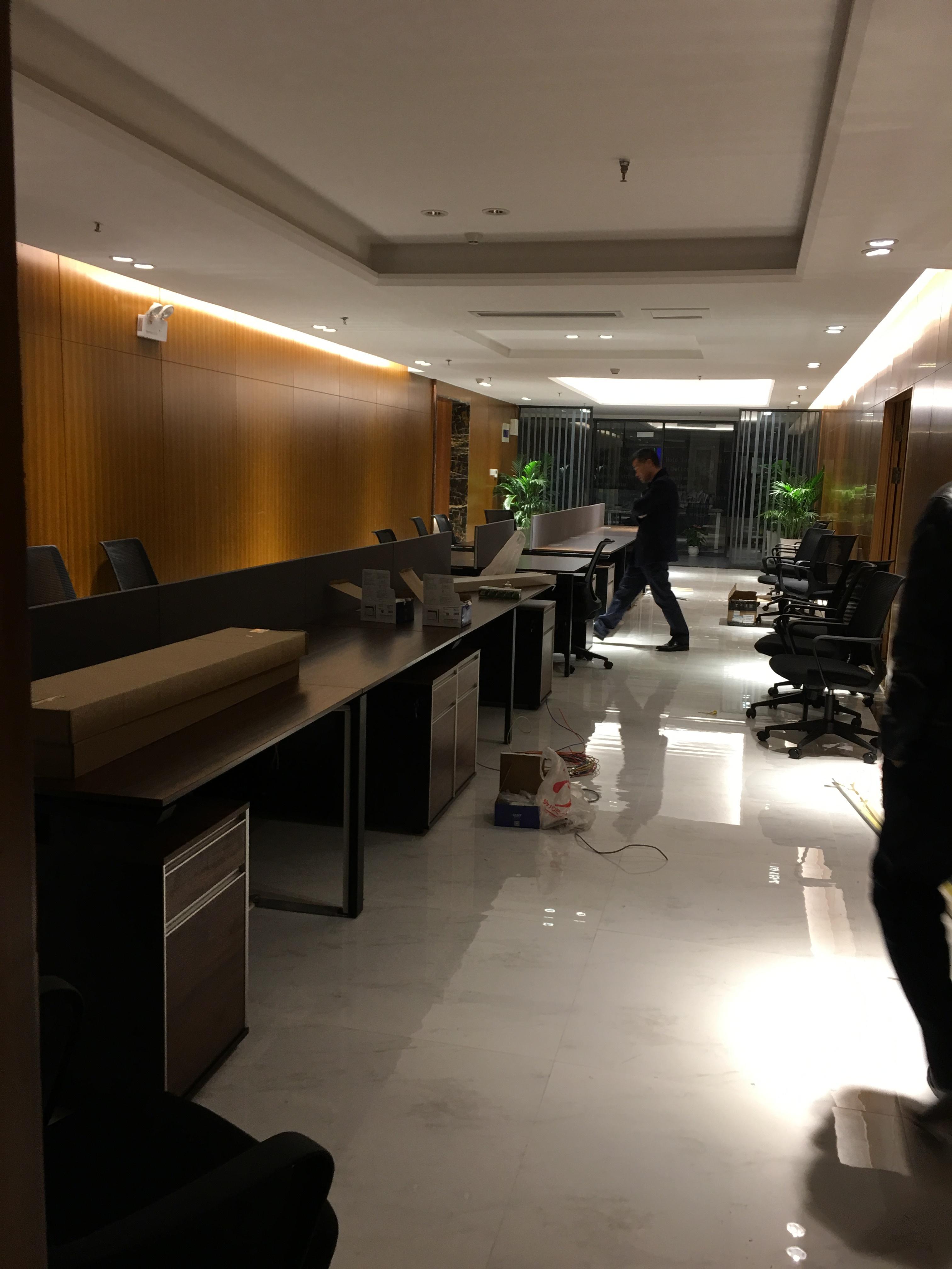 佳田国际广场现代简约装修效果图实景图
