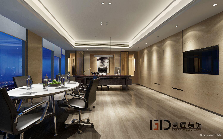 南珠大厦现代简约装修效果图实景图