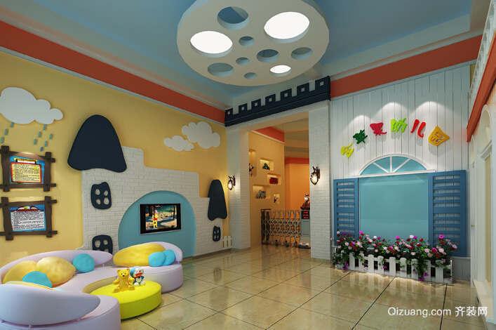 幼儿园其他装修效果图实景图