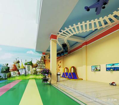 绍兴幼儿园装修设计案例