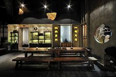 创联装饰-平江路小茶馆