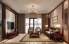中式风格-翡翠綠洲