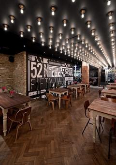 超现代感餐厅